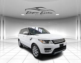 2016 Land Rover Range Rover Sport V6 Diesel HSE:24 car images available