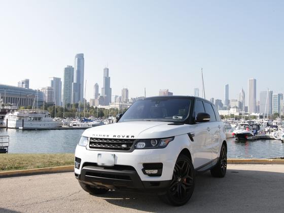 2016 Land Rover Range Rover Sport V8 Dynamic:12 car images available