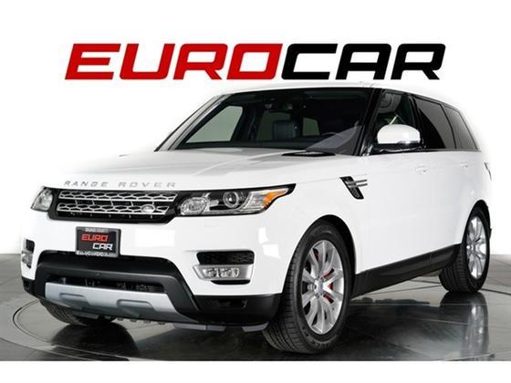 2016 Land Rover Range Rover Sport V8 Dynamic:24 car images available
