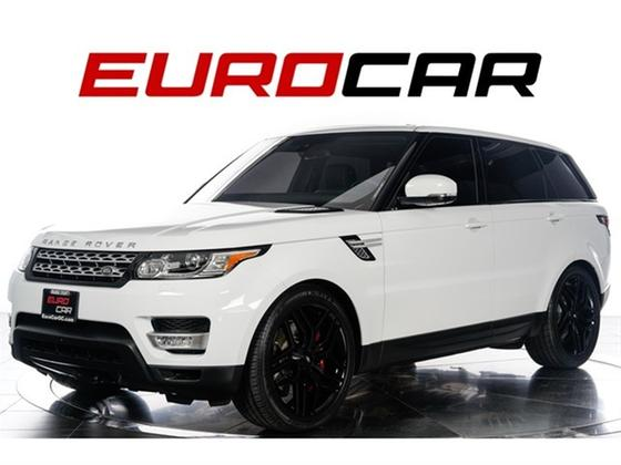2016 Land Rover Range Rover Sport V8 Dynamic:24 car images available