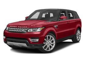 2016 Land Rover Range Rover Sport V8 Dynamic : Car has generic photo