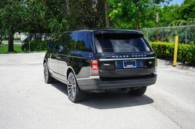 2014 Land Rover Range Rover Supercharged Autobiography