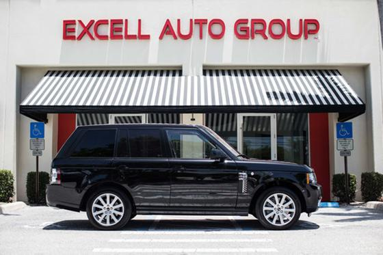 2012 Land Rover Range Rover Supercharged Autobiography:24 car images available