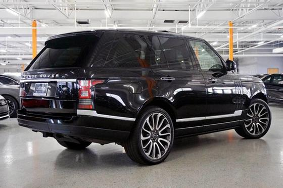 2013 Land Rover Range Rover Supercharged Autobiography