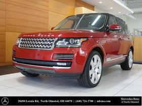 2015 Land Rover Range Rover Supercharged Autobiography:24 car images available