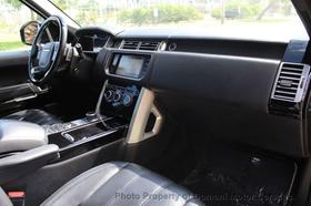 2015 Land Rover Range Rover Supercharged Autobiography