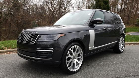 2018 Land Rover Range Rover Supercharged Autobiography:24 car images available