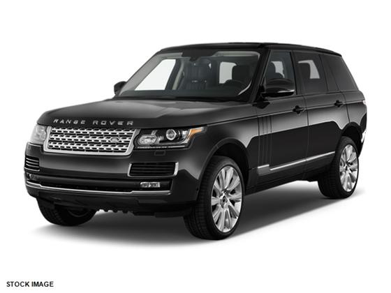 2017 Land Rover Range Rover Supercharged LWB:2 car images available