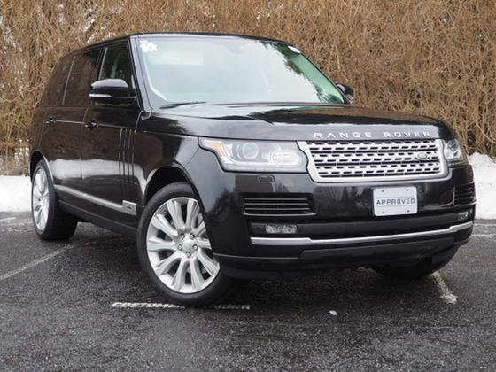 2014 Land Rover Range Rover Supercharged LWB:22 car images available