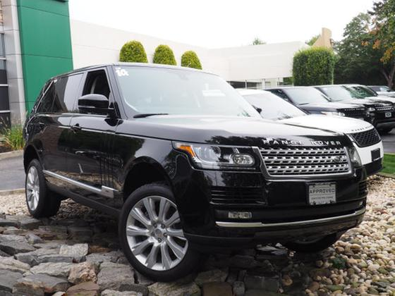 2014 Land Rover Range Rover Supercharged LWB:20 car images available