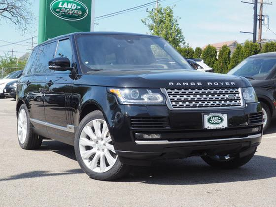2016 Land Rover Range Rover Supercharged LWB:22 car images available