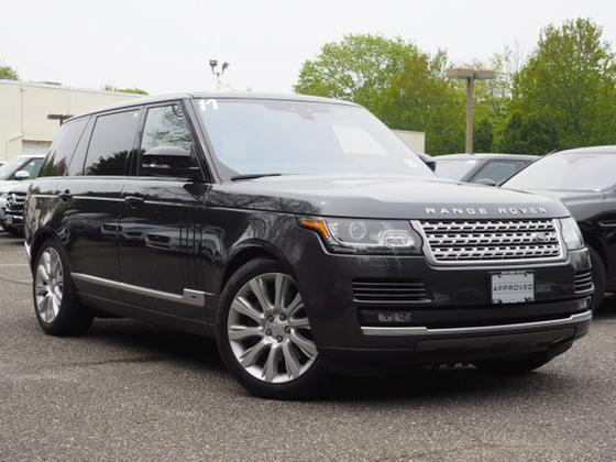 2017 Land Rover Range Rover Supercharged LWB:23 car images available