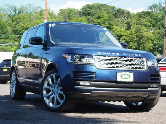 2017 Land Rover Range Rover Supercharged LWB:22 car images available