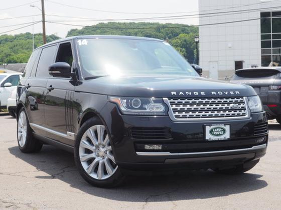 2014 Land Rover Range Rover Supercharged LWB:23 car images available