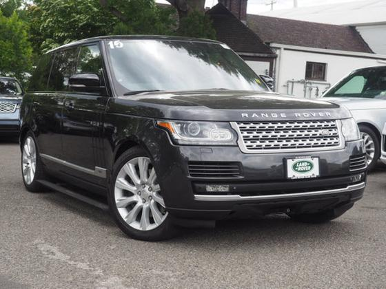 2015 Land Rover Range Rover Supercharged LWB:23 car images available