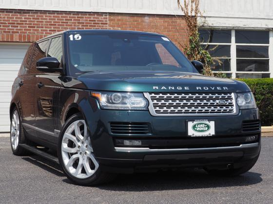 2015 Land Rover Range Rover Supercharged LWB:22 car images available
