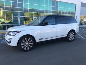 2014 Land Rover Range Rover Supercharged LWB:5 car images available