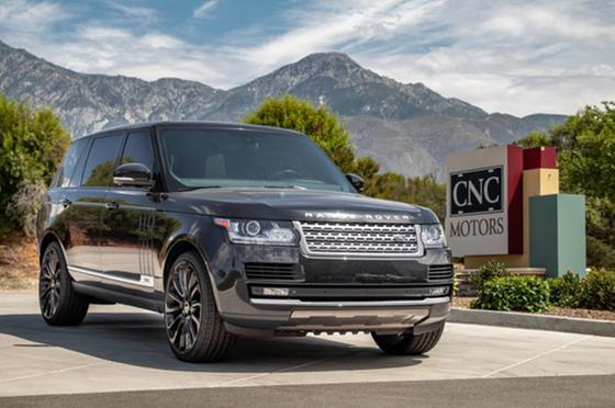 2014 Land Rover Range Rover Supercharged LWB:24 car images available