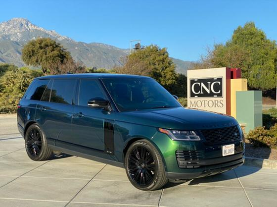 2019 Land Rover Range Rover Supercharged LWB:15 car images available