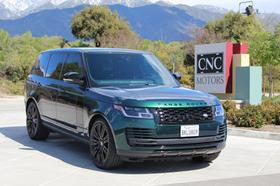 2019 Land Rover Range Rover Supercharged LWB:24 car images available