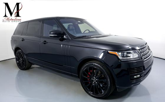 2015 Land Rover Range Rover Supercharged LWB:24 car images available