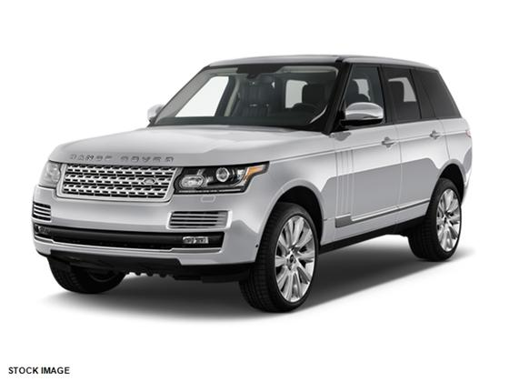 2017 Land Rover Range Rover Supercharged:2 car images available