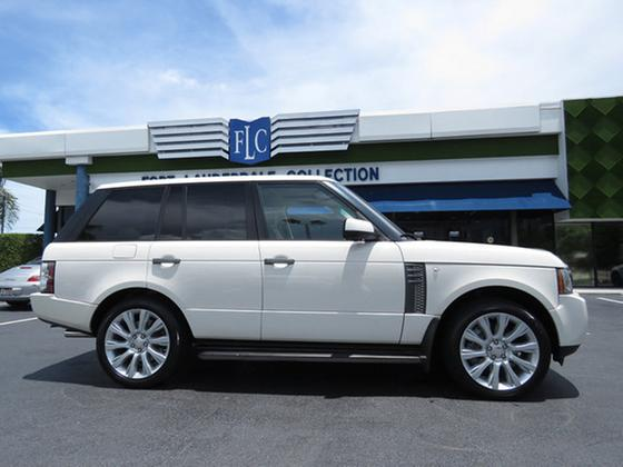2010 Land Rover Range Rover Supercharged:24 car images available