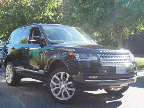 2014 Land Rover Range Rover Supercharged:20 car images available