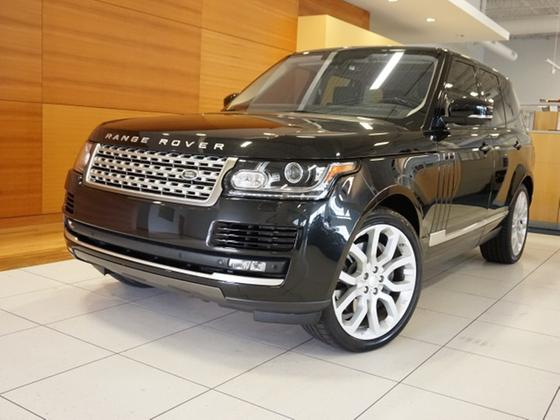 2014 Land Rover Range Rover Supercharged:24 car images available