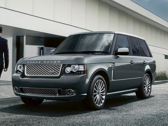 2012 Land Rover Range Rover Supercharged : Car has generic photo