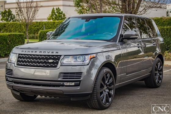 2015 Land Rover Range Rover Supercharged:15 car images available