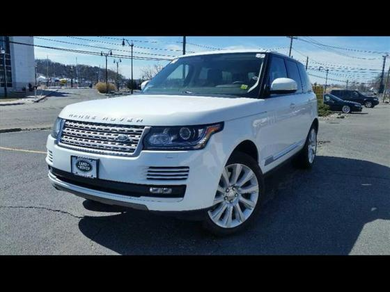 2014 Land Rover Range Rover Supercharged:7 car images available