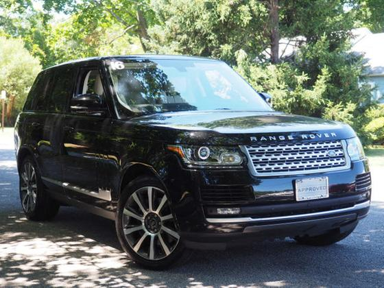 2016 Land Rover Range Rover Supercharged:23 car images available