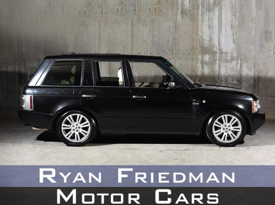 2009 Land Rover Range Rover Supercharged:24 car images available
