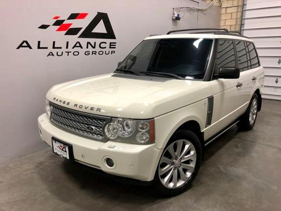 2007 Land Rover Range Rover Supercharged:24 car images available