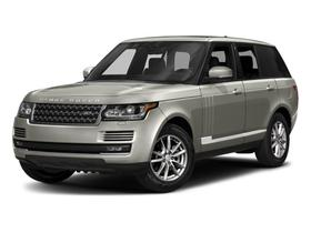 2017 Land Rover Range Rover Supercharged : Car has generic photo