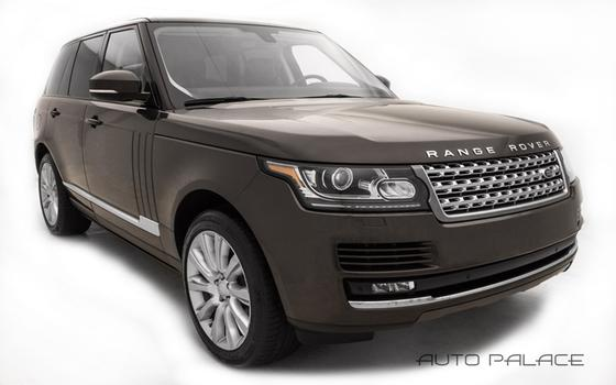 2013 Land Rover Range Rover Supercharged:24 car images available