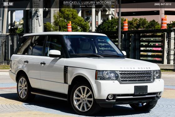 2011 Land Rover Range Rover Supercharged:24 car images available