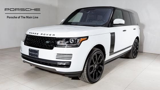 2016 Land Rover Range Rover Supercharged:21 car images available