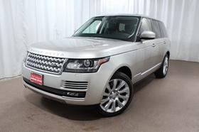 2015 Land Rover Range Rover Supercharged:24 car images available