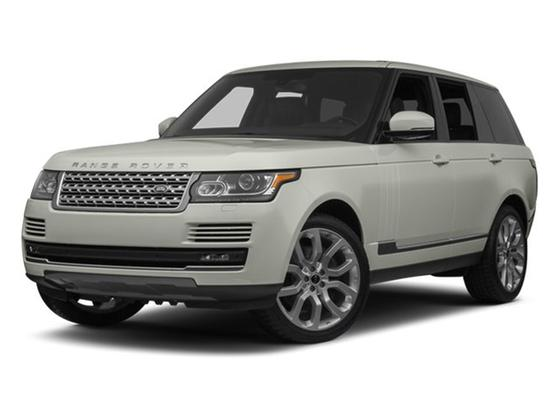 2014 Land Rover Range Rover Supercharged : Car has generic photo