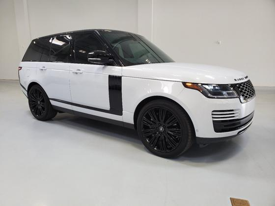 2018 Land Rover Range Rover Supercharged:24 car images available