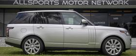 2016 Land Rover Range Rover Supercharged:22 car images available