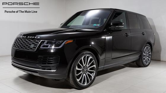 2018 Land Rover Range Rover Supercharged:22 car images available