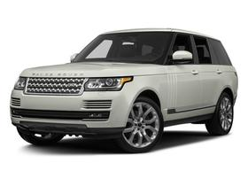 2016 Land Rover Range Rover Supercharged : Car has generic photo