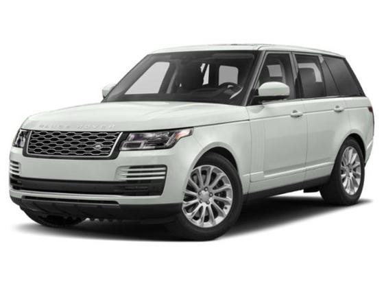 2018 Land Rover Range Rover Supercharged : Car has generic photo