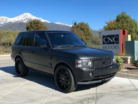 2009 Land Rover Range Rover Supercharged:3 car images available