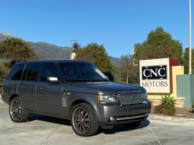 2011 Land Rover Range Rover Supercharged:10 car images available