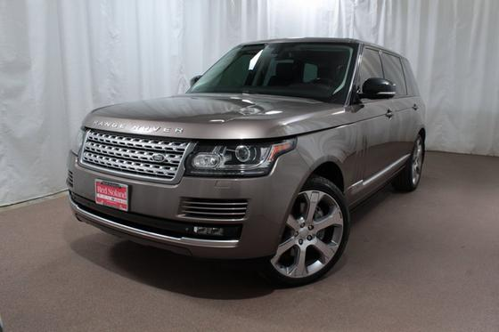 2015 Land Rover Range Rover Supercharged:20 car images available