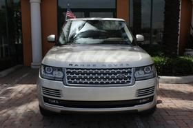 2014 Land Rover Range Rover Supercharged:9 car images available